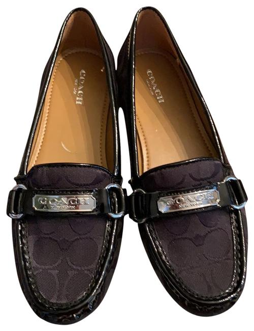 Item - Black Flats Size US 8 Regular (M, B)