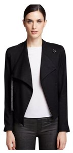 Helmut Lang Radar Zip Black Jacket