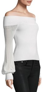 Ronny Kobo Collection Top Off-White