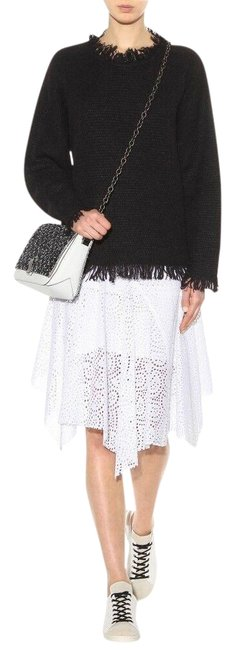 Item - White Volta Asymmetrical By Skirt Size 6 (S, 28)