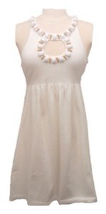 MILLY short dress White on Tradesy
