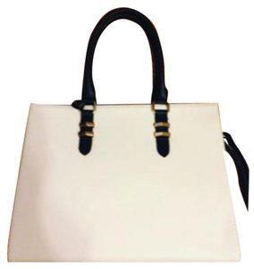 Call It Spring Oversize Tote Purse Satchel in Creme