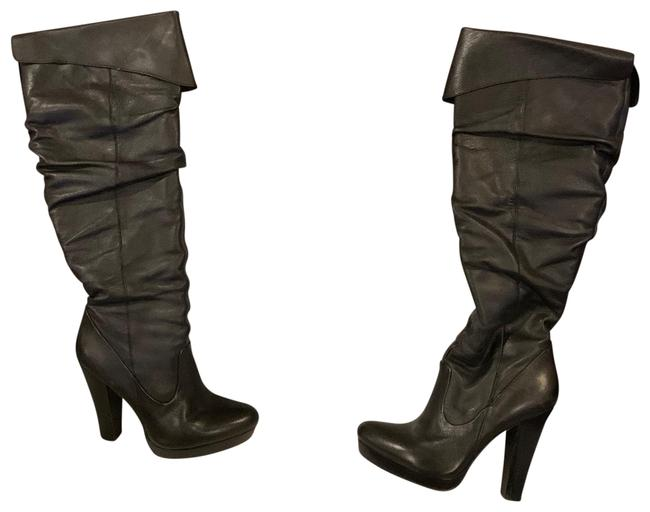 Item - Black Tulip Boots/Booties Size US 7 Regular (M, B)