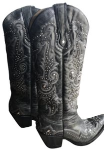 Corral Boots charcoal Boots