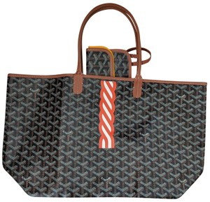 Goyard Saint Louis St Louis Pm Tote in Black