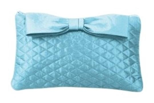 Preload https://item2.tradesy.com/images/dessy-quilted-lagoon-blue-taffeta-clutch-26761-0-0.jpg?width=440&height=440