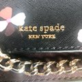 Kate Spade Cameron Convertible Dusk Buds Ditsy (Black Burgundy Flower Motif) Leather Cross Body Bag Kate Spade Cameron Convertible Dusk Buds Ditsy (Black Burgundy Flower Motif) Leather Cross Body Bag Image 11