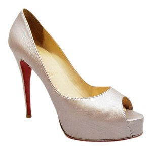 Christian Louboutin Hyper Prive 120mm 9.5 Lavender Pumps