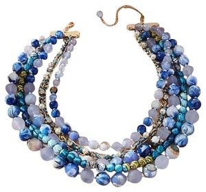 Anthropologie Bernice Layered Necklace