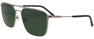 Lacoste L194S-035-57 Sunglasses Size 57mm 140mm 17mm Silver Brand New