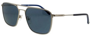 Lacoste L194S-045-57 Sunglasses Size 57mm 140mm 17mm Silver Brand New
