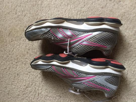 Reebok Pink/grey Athletic