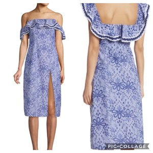 blue Maxi Dress by Red Carter