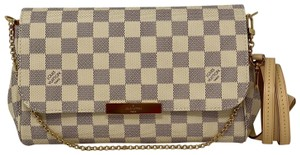 Louis Vuitton White Clutch
