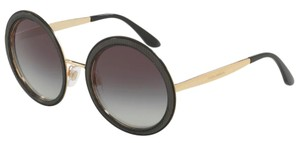 Dolce&Gabbana New Large Rounded DG 2179 1312/8G Free 3 Day Shipping