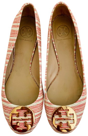 Preload https://img-static.tradesy.com/item/26766772/tory-burch-cream-and-red-ballet-flats-size-us-105-regular-m-b-0-1-540-540.jpg