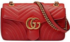 Gucci Double G Gg Marmont Dionysus Chain Cross Body Bag
