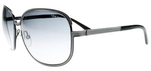Tom Ford Tom Ford Delphine Silver/Grey Sunglasses