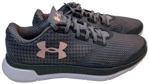 Under Armour Gray w/pink Athletic