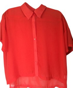 Kirra Top Red