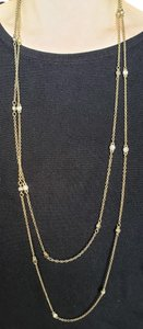 Express Layered Crystal Necklace