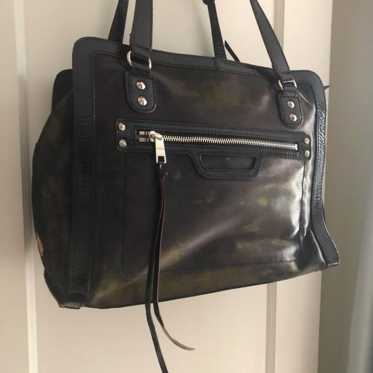 MZ Wallace Satchel in Black,Olive Green etc. Image 3