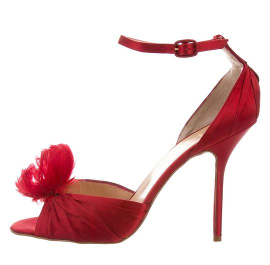Christian Louboutin Red Sandals Image 8