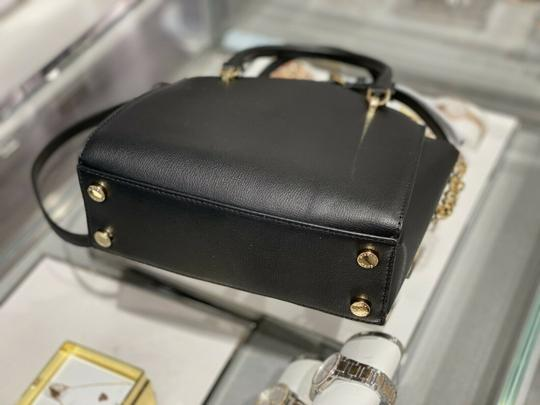 Michael Kors Mk Leather Cross Body Bag Image 6