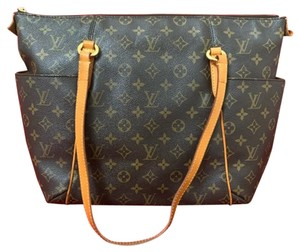 Louis Vuitton Totall Totally Mm Totally Shoulder Bag