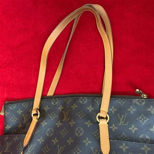 Louis Vuitton Totall Totally Mm Totally Shoulder Bag Image 5