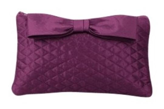 Preload https://item5.tradesy.com/images/dessy-quilted-blackberry-purple-taffeta-clutch-26769-0-0.jpg?width=440&height=440