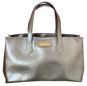 Louis Vuitton Vernis Wilshire Pm Wilshire Pm Vernis Tote in green