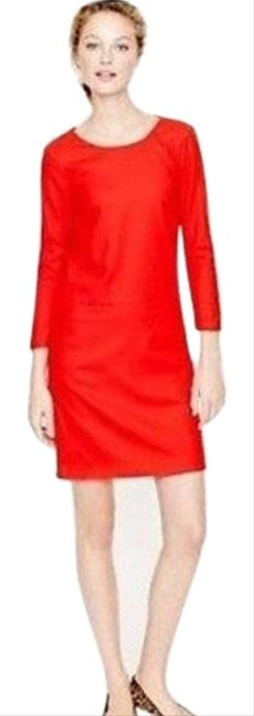 Preload https://img-static.tradesy.com/item/26769106/jcrew-red-jules-short-night-out-dress-size-2-xs-0-1-650-650.jpg