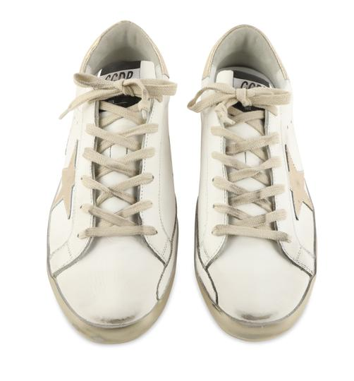 Golden Goose Deluxe Brand white Athletic Image 2