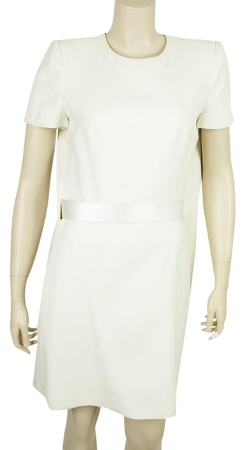 Preload https://img-static.tradesy.com/item/26769117/alexander-mcqueen-white-476914-virgin-wool-belted-168642-maternity-dress-size-14-l-33-34-0-1-650-650.jpg