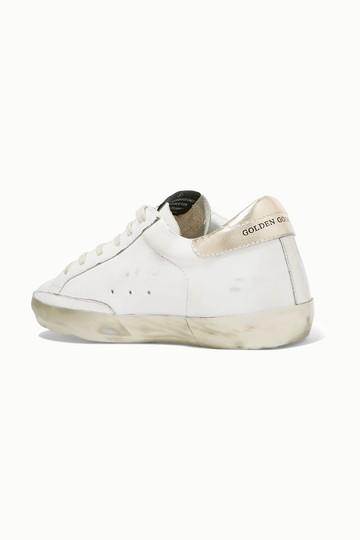 Golden Goose Deluxe Brand white Athletic Image 1