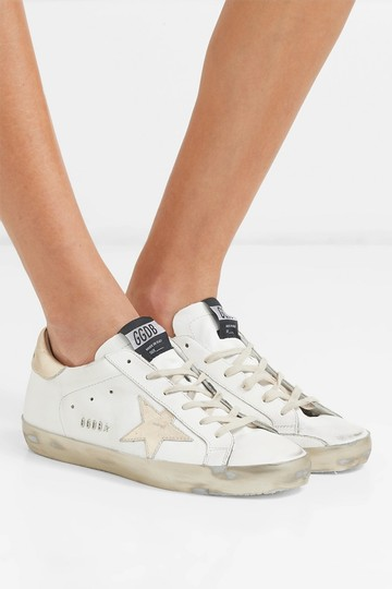 Golden Goose Deluxe Brand white Athletic Image 9