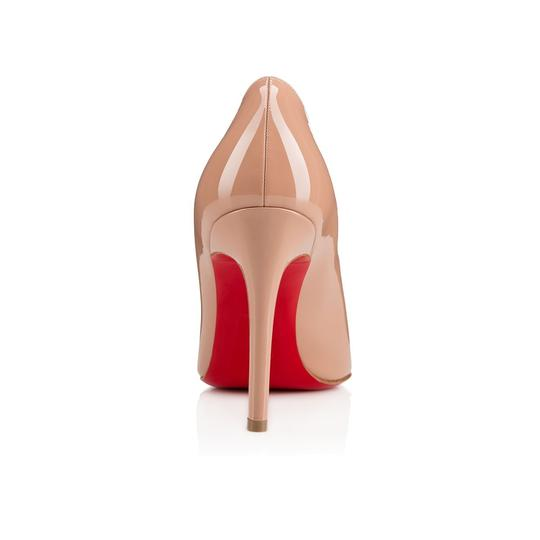 Christian Louboutin Nude Pumps Image 1