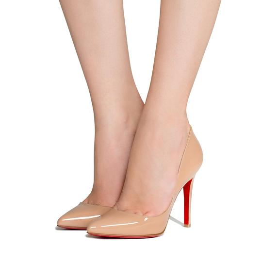 Christian Louboutin Nude Pumps Image 3