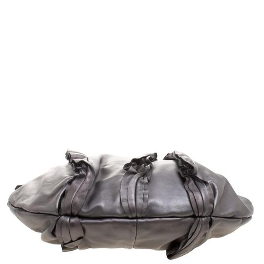Prada Leather Hobo Bag Image 3