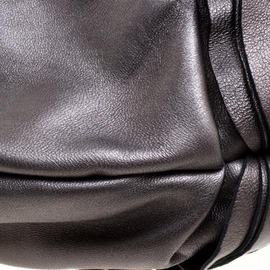 Prada Leather Hobo Bag Image 7