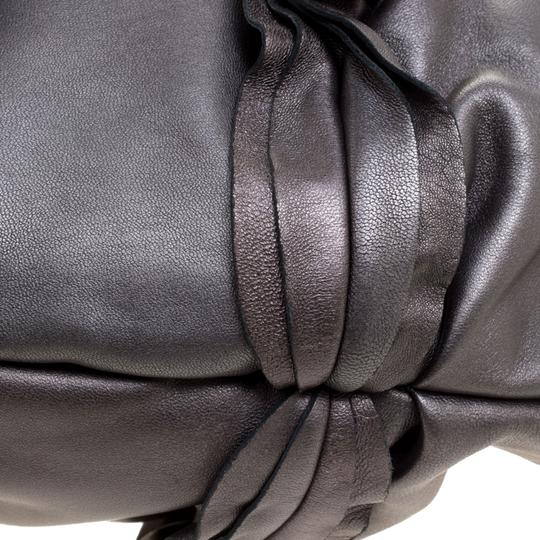 Prada Leather Hobo Bag Image 8