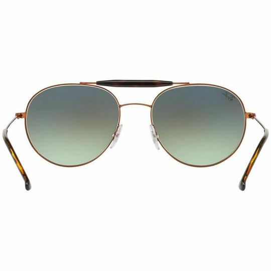 Ray-Ban Crystal Green Gradient Lens RB3540 9002/A6 Unisex Aviator Image 3