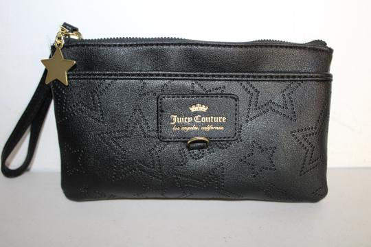 Juicy Couture Clutch Wristlet in black Image 1