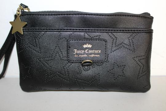 Juicy Couture Clutch Wristlet in black Image 2