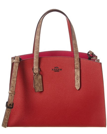 Preload https://img-static.tradesy.com/item/26769493/coach-carryall-charlie-signature-coated-canvas-and-leather-red-satchel-0-0-540-540.jpg