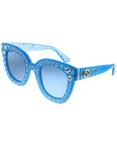 Gucci Gucci Women's Cat-Eye 49Mm Sunglasses