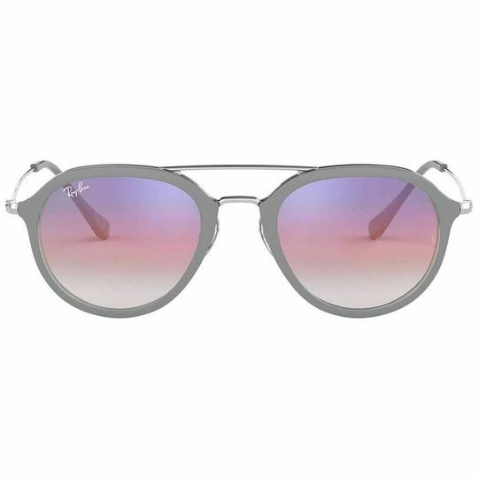 Ray-Ban & Violet Glass Gradient Lens RB4253 6337S5 Unisex Aviator Image 1