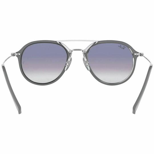 Ray-Ban & Violet Glass Gradient Lens RB4253 6337S5 Unisex Aviator Image 3