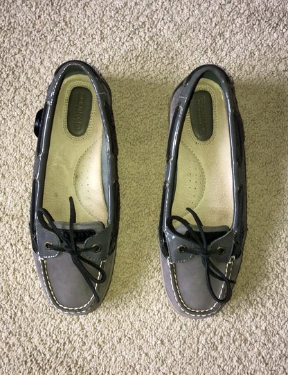 Sperry grey Flats Image 2